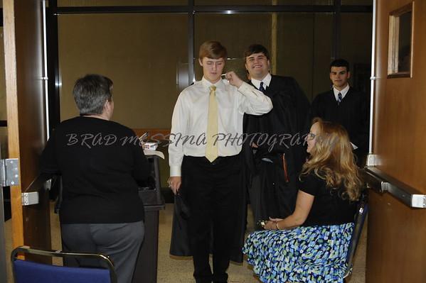 Before Ceremony, Mass, Speeches