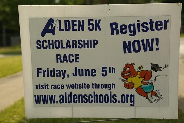 2015 Alden 5K race