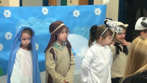 20161222 St Hubert School Pre-K Christmas Show