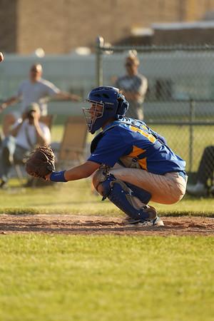 Alden Boys Baseball vs Eden 5-20-16