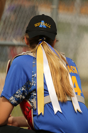 Alden Girls Softball vs Albion 5-20-16