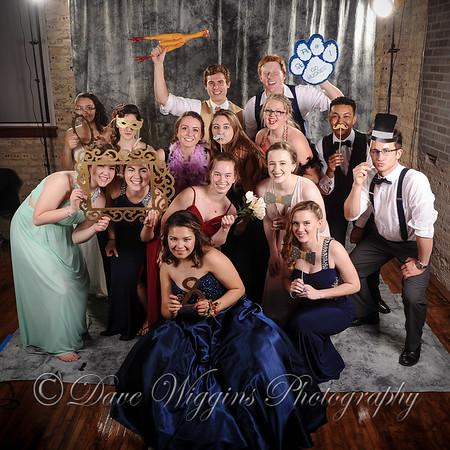Dance Portraits - Prom 2016