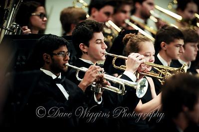 HS Band Concerts - December 17 2015