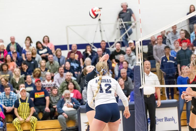 Aquinas Volleyball