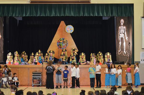 2016 2nd grade play