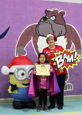 2016 December Student of the Month