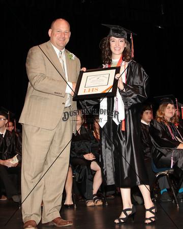 Presentation of Diplomas