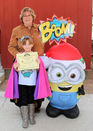 2016 November student of the month