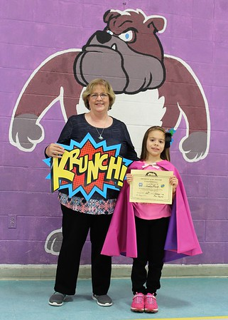 2016 October Students of the Month
