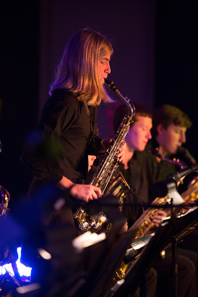 2016 Second Annual Swing Dance - Aledo Jazz Bands