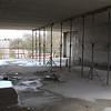 Nieuw lokaal voor beeldende vorming op de eerste verdieping.