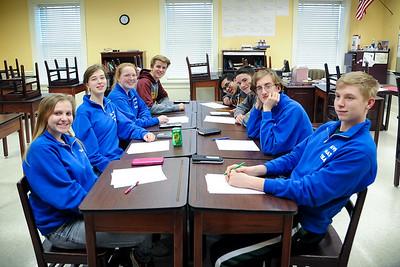 Math League Meet 5 - Feb 13 2017