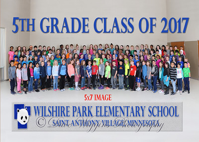 Wilshire 5th Grade Class