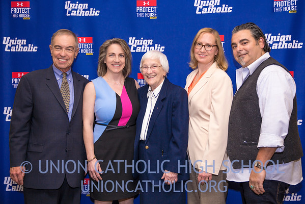 Union Catholic Business Networking Luncheon  2016