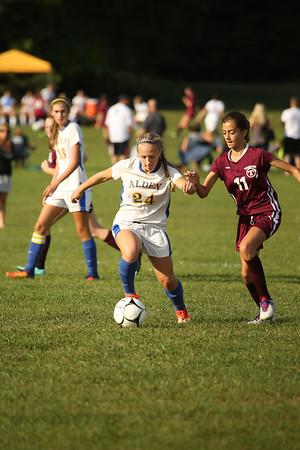 2017 Alden Girls Soccer