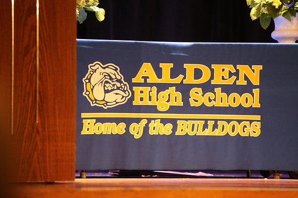 2017 Alden Hall of Fame