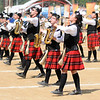 Don Knight | The Herald Bulletin<br /> Anderson at State Fair Band Day on Saturday.