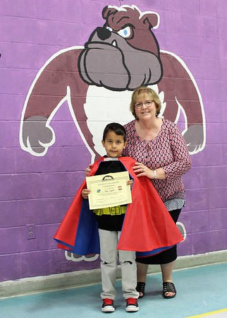 2017 February Student of the Month