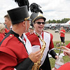 Don Knight | The Herald Bulletin<br /> Frankton at State Fair Band Day on Saturday.