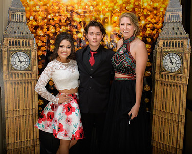 2017 Graham High School Promenade Dance