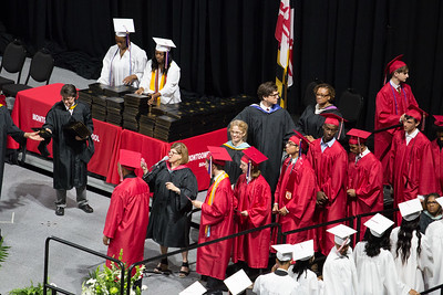 Noah next in line to be announced -- Noah Friedlander - June 6, 2017 graduation from Montgomery Blair High School - Magnet Program for Math, Science, and Computer Science, Xfinity Center, University of Maryland, College Park.