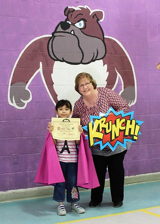 2017 january Student of the Month