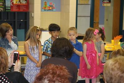 School  20170601 Dylan & Kylie's Pre-School Graduation