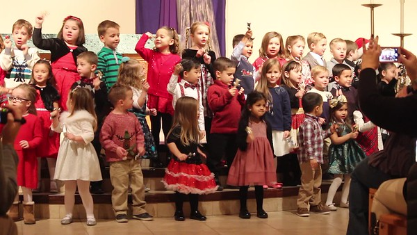 20171207 ST. HURBERT SCHOOL Christmas Program
