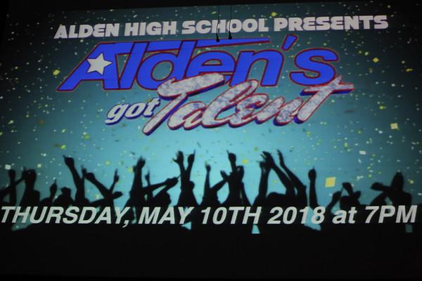 2018 Alden Talent Show