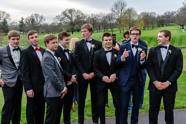2018 WHS Prom