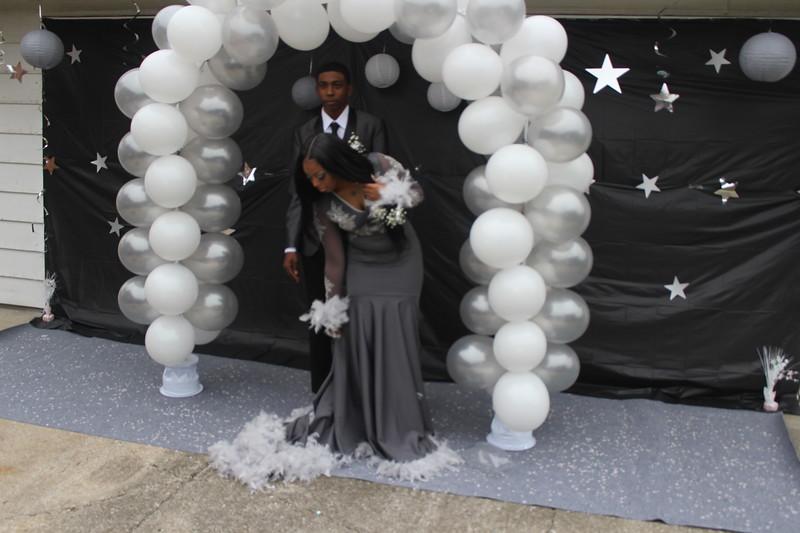 20180518 Bianca's Prom Send Off
