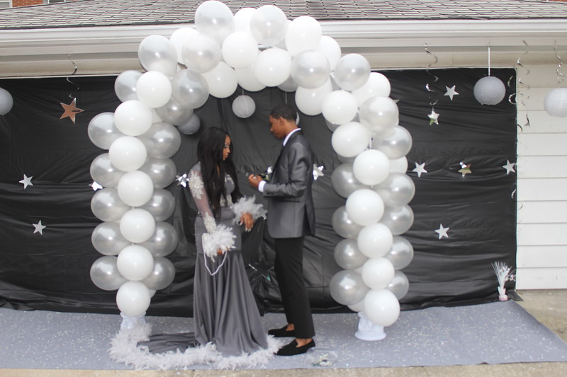 20180518 Bianca's Prom Send Off