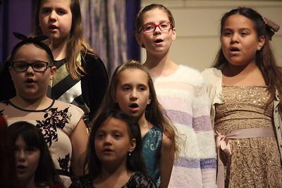 20181206 St Huberts Christmas Program and Choir