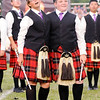 Don Knight | The Herald Bulletin<br /> Anderson High School hosted the Tartan Tournament of Bands at Highland Middle School on Friday.