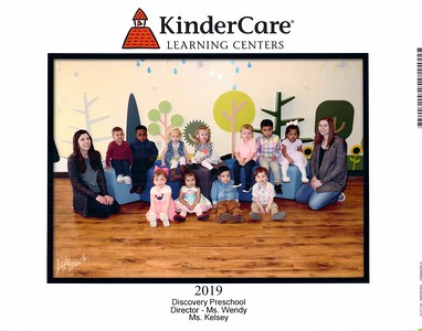 20190411 KinderCare Learing Center: Discovery Preschool