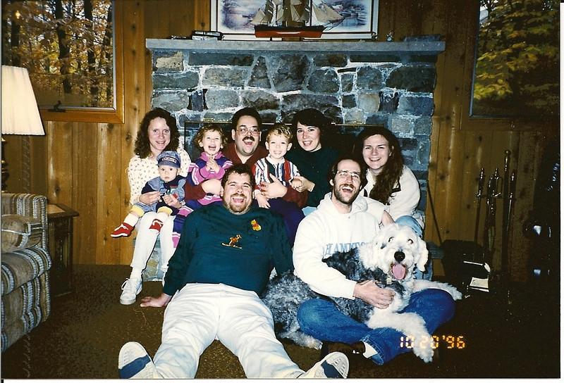 Poconos, Fall 1996