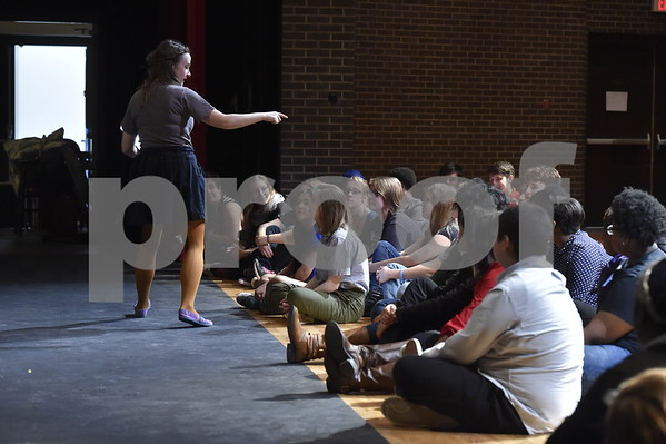 Texas Shakespeare Festival Roadshow Workshop