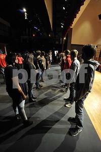 Texas Shakespeare Festival Roadshow Workshop