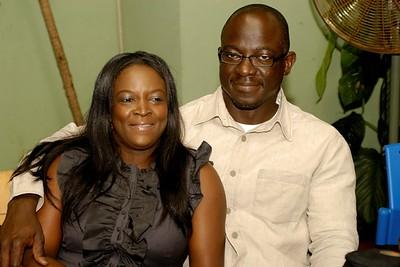 Busola and Husband