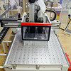 Montachusett Regional Vocational Technical School has bought a new $80,000 Computerized Numerical Control router for the Cabinet Making Program in which 72 student s are enrolled. it is the same machine that is being used by the industry so the kids will not need to learn a new machine when they graduate. SENTINEL & ENTERPRISE/JOHN LOVE