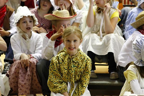 3rd Grade Concert 2011