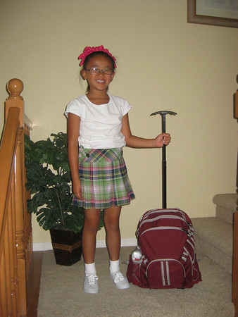 Claire 3rd Grade 2010-11