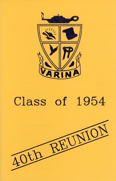 Varina HS 1954 Reunion 1994 013 KK copy