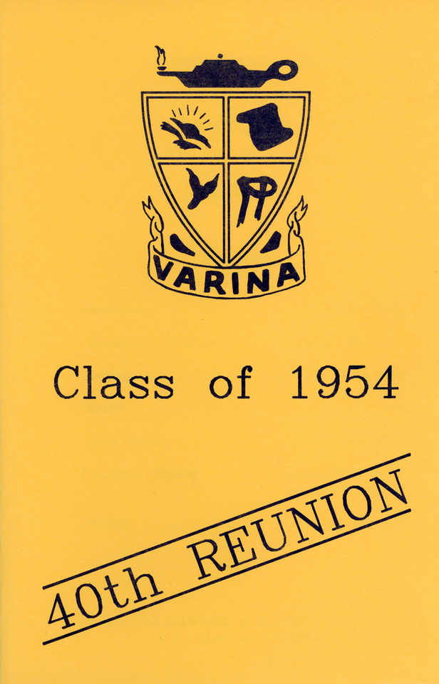 Varina HS 1954 Reunion 1994 013 KK copy