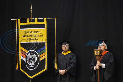 Tyler Junior College held its commencement ceremony for Engineering, Math & Science departments plus all Early College graduates on Friday May 10, 2019.  (Sarah A. Miller/Tyler Morning Telegraph)
