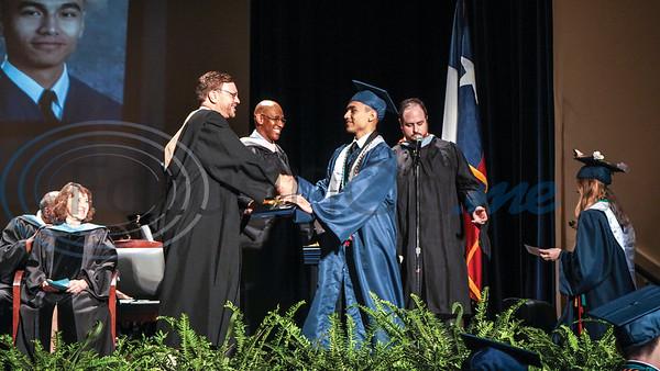 ECHS first graduation