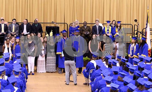 Wagstaff Gymnasium, Tyler Junior College - June 6, 2014