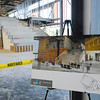 Don Knight | The Herald Bulletin<br /> Stakeholders toured the new Purdue Polytechnic Institute project on Thursday.