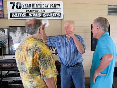 70th MHS/NHS/SMC Birthday Bash