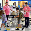First day of school at Eastside Elementary School and Anderson Community Schools.